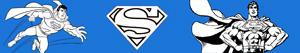 раскраски Супермен